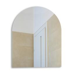 Зеркало со шлифованной кромкой 8c - А/050 (50х40)