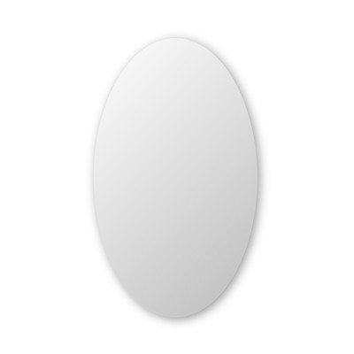 Зеркало овальное со шлифованной кромкой 8с-А/284 (56х33)