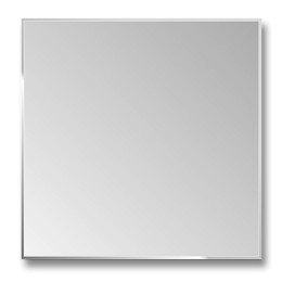 Зеркало квадратное с фацетом 8c - C/032 (90х90)