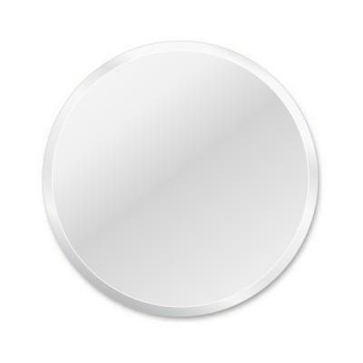 Зеркало круглое с фацетом 8с-С/069-А (D 65)
