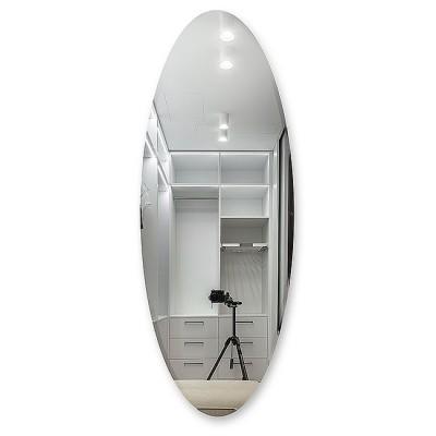 Зеркало овальное с фацетом С-006 (140х50)