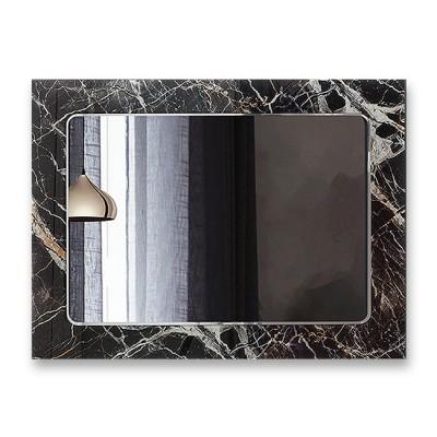 Зеркало настенное прямоугольное Д-019 (80х60)