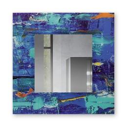 Зеркало настенное квадратное Д-021-3 (70х70)