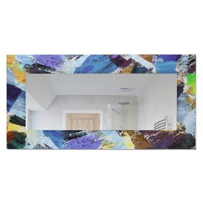Зеркало настенное прямоугольное Д-022-1 (120х60)