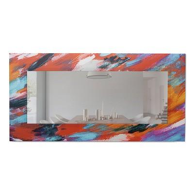 Зеркало настенное прямоугольное Д-022-3 (120х60)