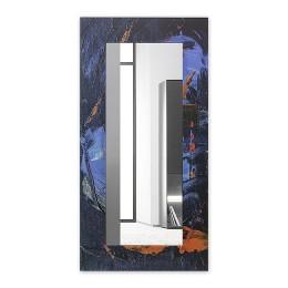 Зеркало настенное прямоугольное Д-022-4 (120х60)