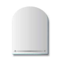 Зеркало с полкой 8с - Е/009 (60х80)