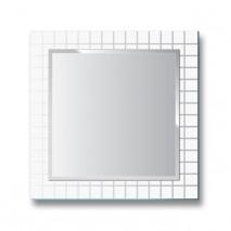 "Зеркало квадратное Е - 436 ""Кварц"" (70х70)"