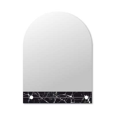 Зеркало с полкой F - 454 (80х60)