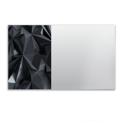 """F-450  """"Магнитная доска"""" зеркало интерьерное настенное (60х100)"""