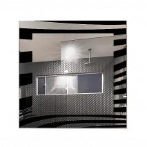 Зеркало настенное F-462-1 (70х70)