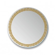 Зеркало круглое  9c - F/007 (D 70) уценка