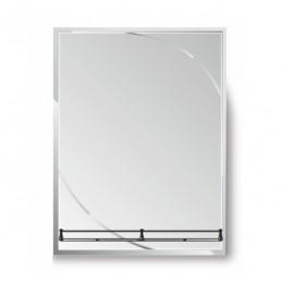 Зеркало с полкой Г - 028 (60х80)