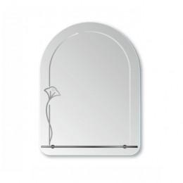Зеркало с полкой Г - 043 (60х80)