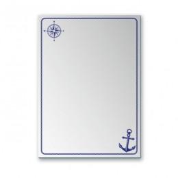 Зеркало H-004 (50х70)