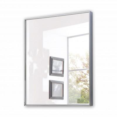 Зеркало прямоугольное в алюминиевой раме M-149 (70х50)
