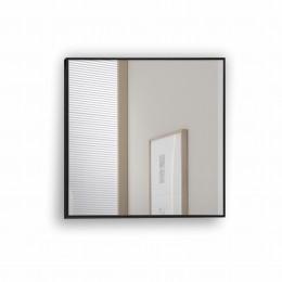 Зеркало квадратное в алюминиевой раме M-244 (60х60)