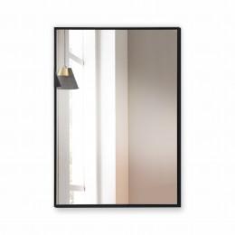 Зеркало прямоугольное в алюминиевой раме M-248 (60х40)