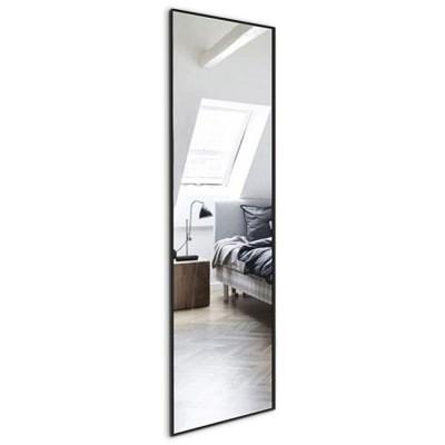 Зеркало прямоугольное в алюминиевой раме M-257 (180х60)