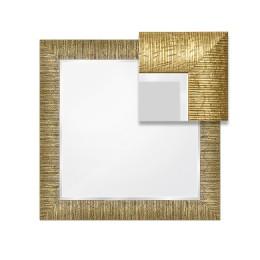 Зеркало в багетной раме 10с - M/002 (40х40)