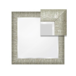 Зеркало в багетной раме 10с - M/008 (40х40)