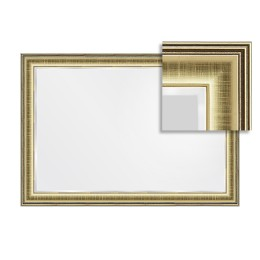 Зеркало в раме М-076 (100х70) уценка
