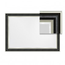 Зеркало в раме М-079 (100х70) 2шт. уценка