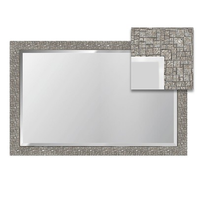 Зеркало в багетной раме М-091 (105х70)