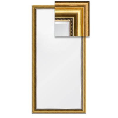 Зеркало в багетной раме М-110 (60х120)