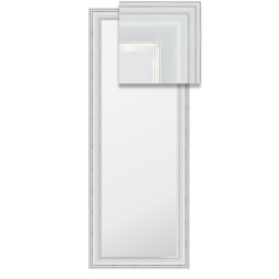 Зеркало в багетной раме М-143 (54х140)