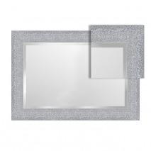 Зеркало в раме М-205 (100х70) 3шт. уценка