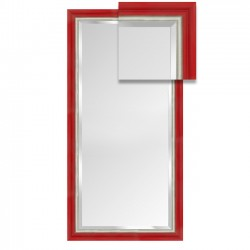 Зеркало в багетной раме М-225 (60х120)