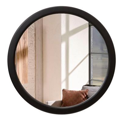 Зеркало круглое в деревянной раме М-250 (D64,4)