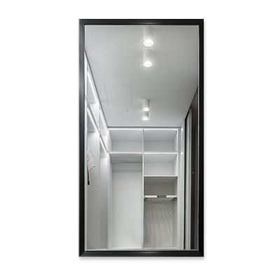 Зеркало в деревянной раме М-252 (110х58)