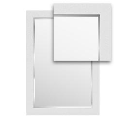 Зеркало в багетной раме М-263 (100х70)