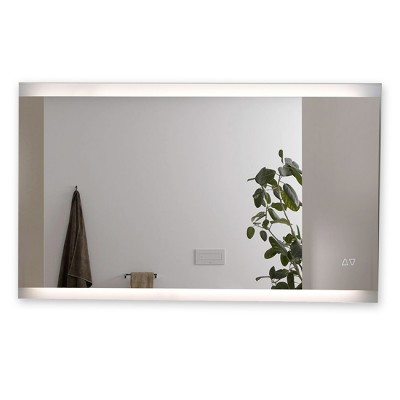 Зеркало с подсветкой ЗП-101 (60х100)