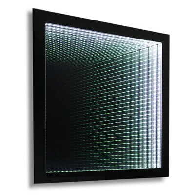 "Зеркало с подсветкой ""туннель"" ЗП-128 (70х70)"