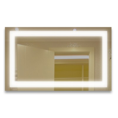 Зеркало с подсветкой ЗП-42 (100х60)