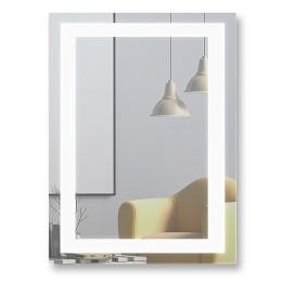 Зеркало с подсветкой ЗП-43 (80х60)