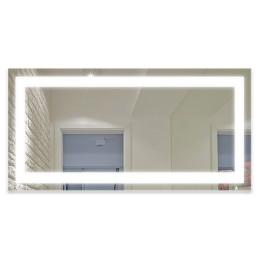 Зеркало с подсветкой ЗП-44 (120х60)