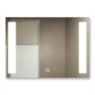 Зеркало с подсветкой и подогревом  ЗП-47 (74,5х54)