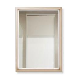 Зеркало с подсветкой в багетной раме ЗП-49 (60х80)