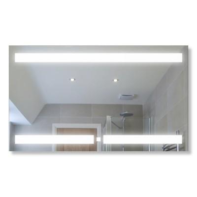 Зеркало с подсветкой ЗП-86 (60х100)