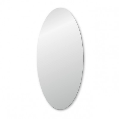 Зеркало овальное со шлифованной кромкой А-012 (110х50)