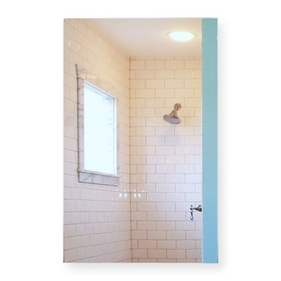 Зеркало прямоугольное со шлифованной кромкой А-017 (100х60)