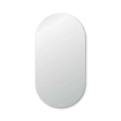 Зеркало овальное со шлифованной кромкой А-019 (85х45)