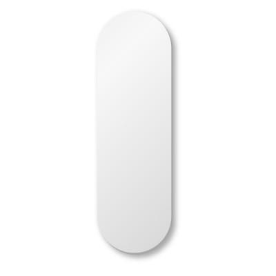 Зеркало овальное со шлифованной кромкой А-023 (101х31)