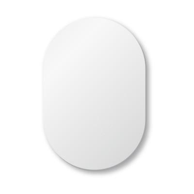Зеркало овальное со шлифованной кромкой А-024 (76х51)