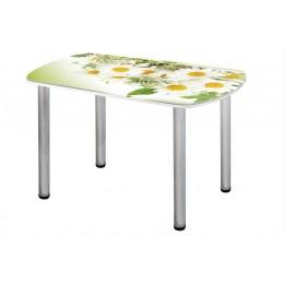 Стол обеденный  стеклянный  СО-Д-03-10