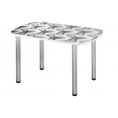 Стол обеденный стеклянный СО-Д-03-18